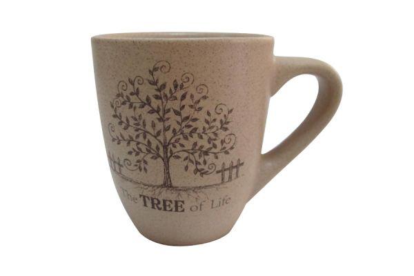 Кружка Terracotta Дерево жизни TLY802-4-TL-AL