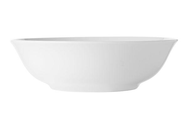 Тарелка суповая/для пасты Белая коллекция без индивидуальной упаковки, MW504-FX0126