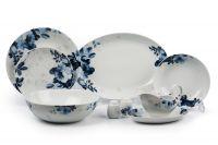 Сервиз столовый La Rose des Sables MONALISA Jardin Bleu 24 предмета 729024 1780