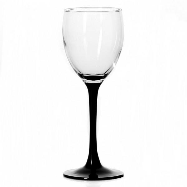 Набор фужеров для вина Домино, 6 штук, объем 190 мл