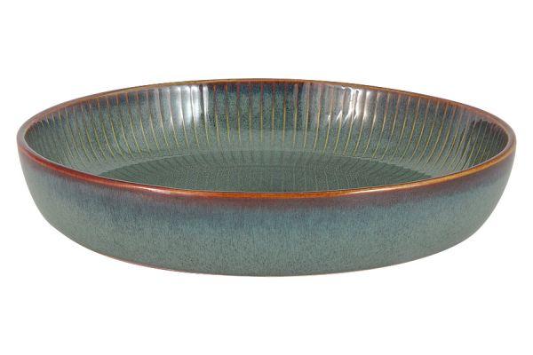 Салатник - тарелка для пасты Comet (морская волна) в индивидуальной упаковке, JV-HL864630