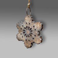 Декор снежинка ROOMERS, TR-AM273 20*20