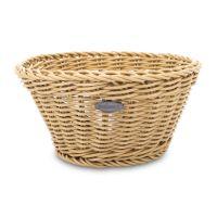 Корзина круглая d 18 см, h 10 см, цвет светло бежевый, серия Saleen, Westmark