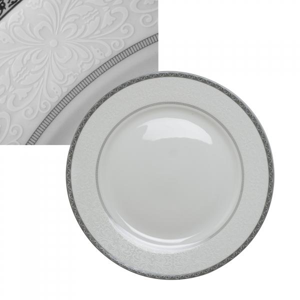 Тарелка обеденная MILAGRO BLANCO 27 см