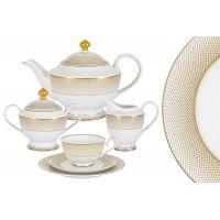 Чайный сервиз Вирджиния 23 предмета на 6 персон, MI2-K264A1-E7/23