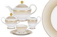 Чайный сервиз Вирджиния 23 предмета на 6 персон, MI2-K264A1-E7_23