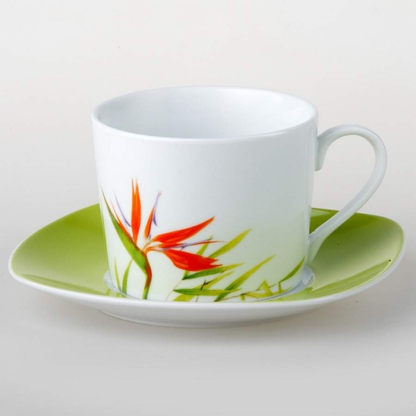 Набор чайный на 6 персон BAMBOO, объем чашки 250 мл