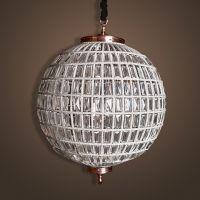 Люстра RESTORATION HARDWARE Казбах 85x61x61 см цвет античная бронза 4353 LAB