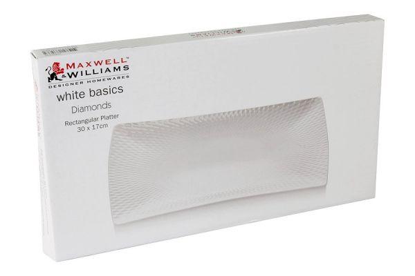 Блюдо прямоугольное Даймонд в подарочной упаковке, MW688-JX260330