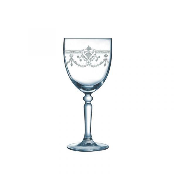 Набор фужеров для вина ДАМПЬЕР СИЛЬВЕР 260мл 6шт