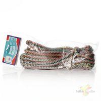 Веревка плетеная с сердечником, 8 мм-10 м