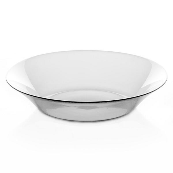 Набор тарелок из закаленного стекла INVITATION, 6 штук, диаметр 220 мм
