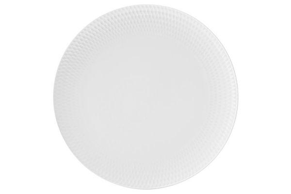 Тарелка обеденная Даймонд без индивидуальной упаковки, MW688-DV0022