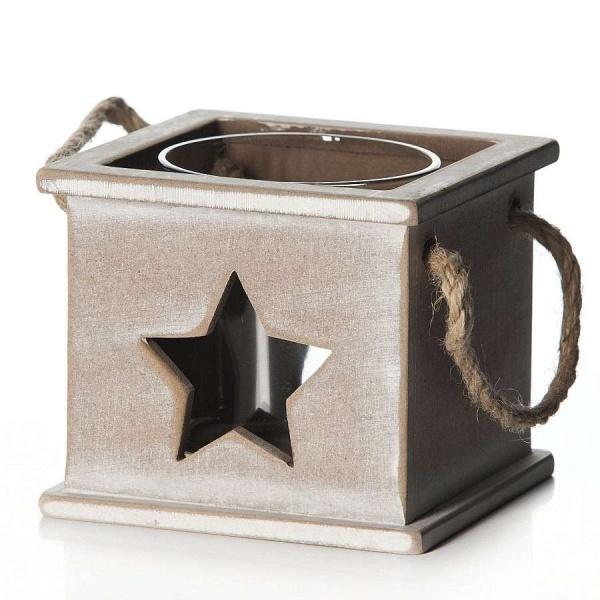 """Подсвечник """"Звезда"""" для 1 свечи"""