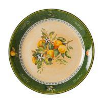 Тарелка обеденная MANDARINS 25 см