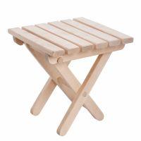 Табурет деревянный складной (Т-04)