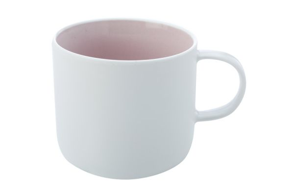 Кружка Maxwell & Williams «Оттенки» розовая без индивидуальной упаковки MW475-DI0010