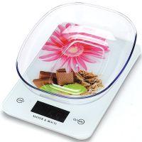 Весы кухонные до 5 кг с чашей Mayer&Boch, 10960