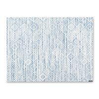 Салфетка подстановочная, винил, 36х48 см, Blue, серия Mosaic, CHILEWICH