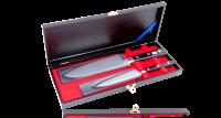 Набор кухонных ножей Tojiro Western Knife 2 шт DP-GIFTSET-C