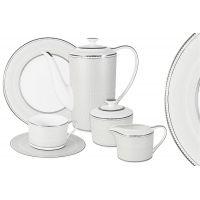 Чайный сервиз Жемчуг 21 предметов на 6 персон, NG-I150905B-21-AL
