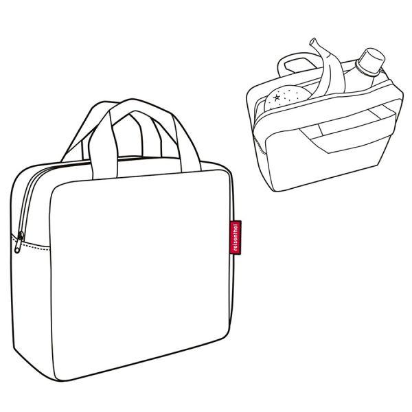 Термосумка Foodbox S red OW3004