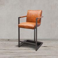 Стул барный ROOMERS Fleet-Bar Chair Arm