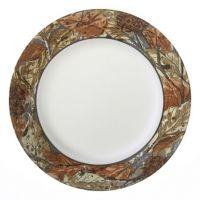 Тарелка обеденная 27см Woodland Leaves CORELLE 1109567