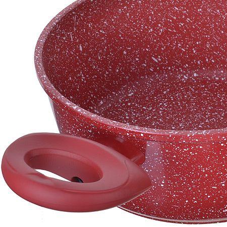 Кастрюля Mayer&Boch 2,6 л 20 см литая покрытие с мраморной крошкой 28345