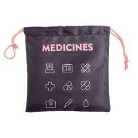 Сумка для лекарств Medicines розовая 270584P D'casa