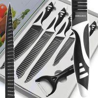 Набор ножей 6 предметов, силиконовая ручка Mayer&Boch, 26993
