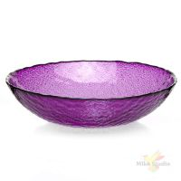 Тарелка столовая глубокая Pasabahce Enjoy Purple 19 см