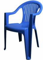 Кресло КЛАССИК синий