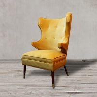 Кресло Падрино ROOMERS, LC-2611L/CW260-16