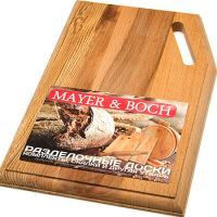 Доска разделочная Mayer&Boch косая 12-3
