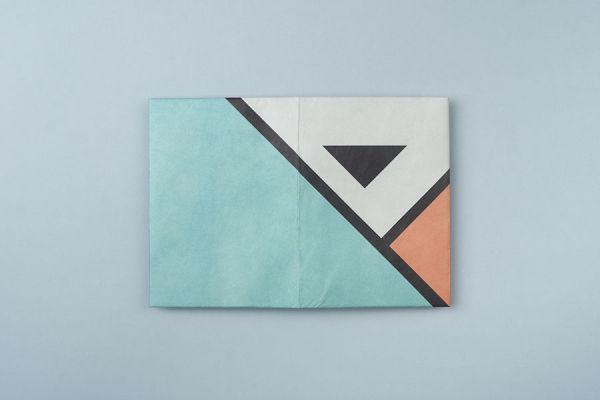 Обложка на паспорт New Angle, мультиколор NС-027