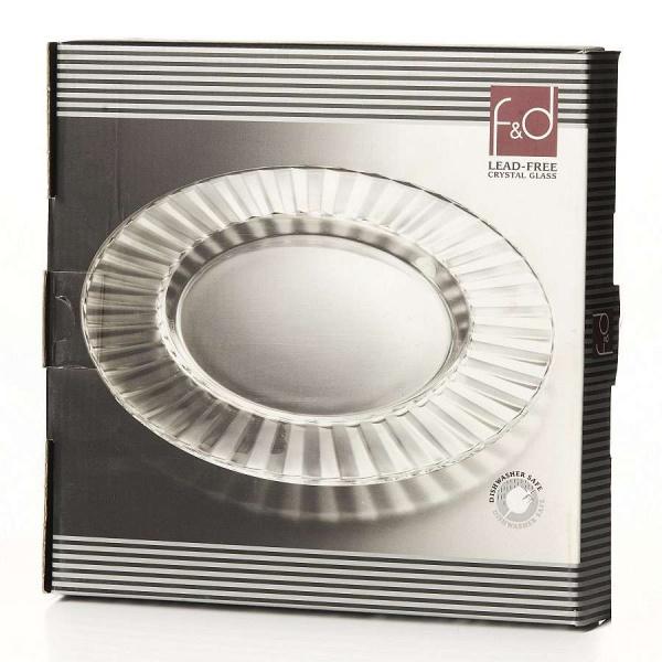 Набор тарелок GRACE, 2 штуки, диаметр 220 мм