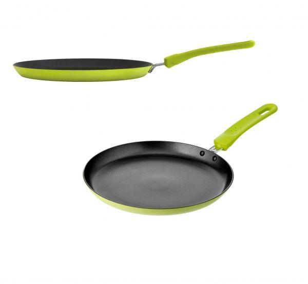 Сковорода блинная 22x2 см, алюминий, АП, индукция, Krepe, Esprado