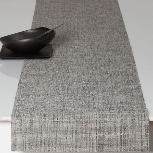 Салфетка подстановочная CHILEWICH, жаккардовое плетение, винил, (36х48) Salt (100114-005) Boucle, 0211-BOUC-SALT