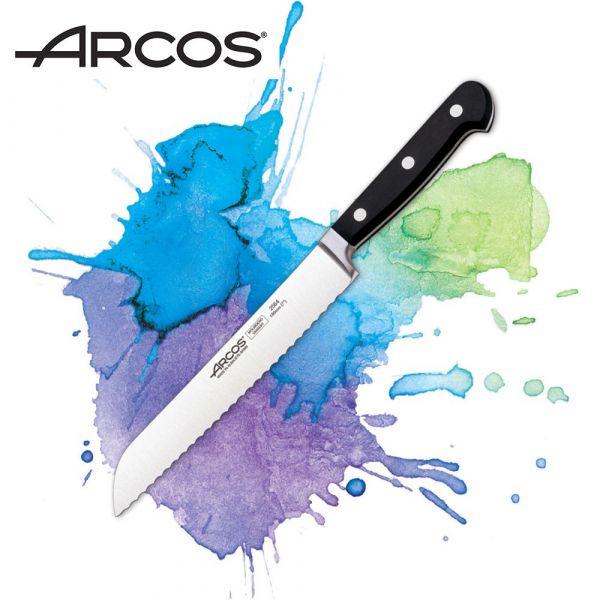 Нож для хлеба 18 см, серия Clasica, ARCOS