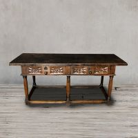 Консоль 17 век Испания ROOMERS ANTIQUE, AW-SPANICH TABLE