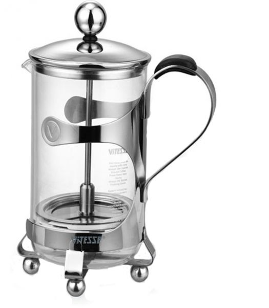 Кофеварка «френч-пресс» Vitesse 600 мл 767 г VS-1801