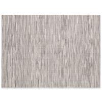 Салфетка Chilewich BAMBOO подстановочная жаккардовое плетение материал винил 36x48 см Chalk 0025-BAMB-CHAL