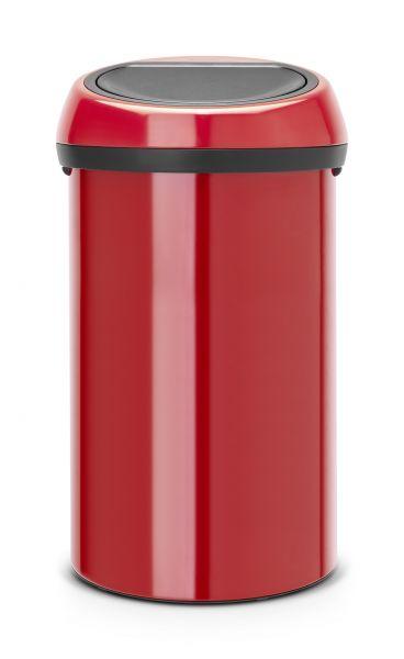 Мусорный бак Brabantia TOUCH BIN 60 л 4,8 кг 402487