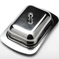 Масленка, нержавеющая сталь Mayer&Boch, 23515