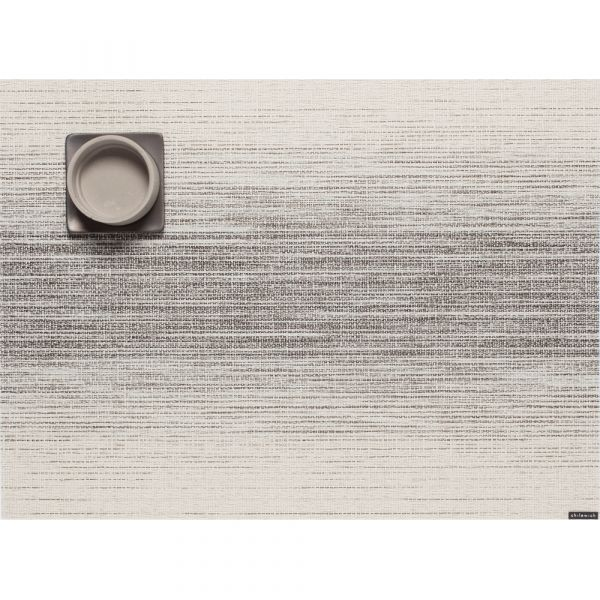 Салфетка Chilewich OMBRE подстановочная материал винил 36x48 см Natural 100455-003