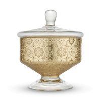Ваза для конфет 18 см с декором, серия Arabesque, IVV