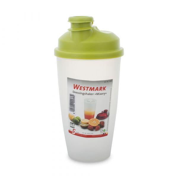 Емкость для смешивания WESTMARK PLASTIC TOOLS 0,5 л с крышкой цвет зеленый 2435227A