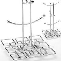 Подставка-стойка для чашек металлическая Mayer&Boch, 20070