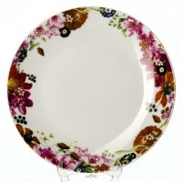 Тарелка обеденная FRUITS BOUQUET, диаметр 24,5 см